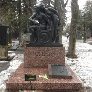 Matvei Manizer sculptor