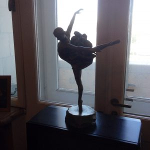 Ulanova's statuette