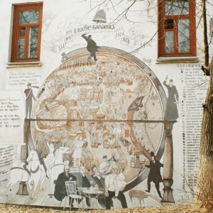 Borovsk Murals