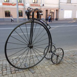 19th century bycicle