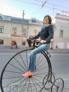 Big Moscow street